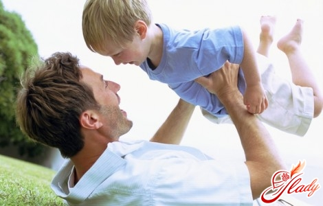Особенности воспитания маленьких мальчиков