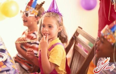 Как весело провести детский праздник
