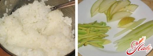 как приготовить суши филадельфия