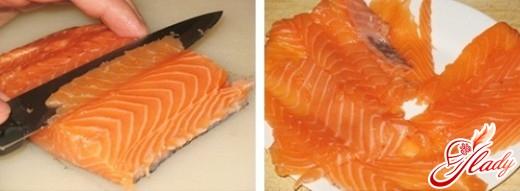 суши филадельфия рецепт фото