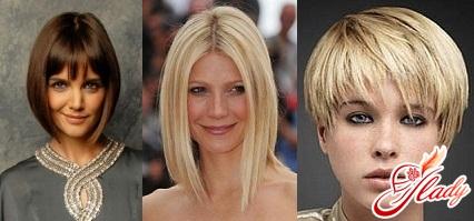 Прически для тонких волос и овального лица фото