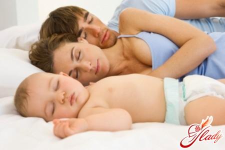 Первые трудности после родов