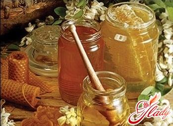 лечение печени медом