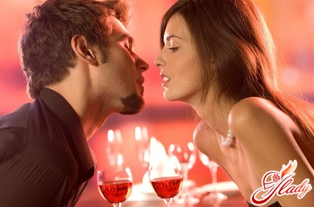 Сексуальное описание поцелуя