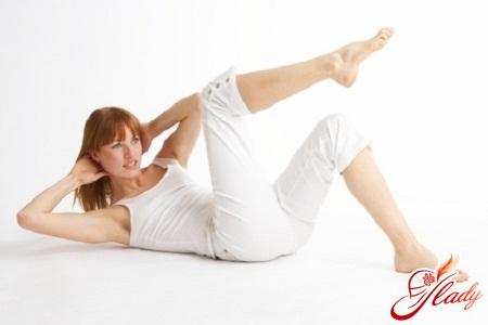 Послеродовая восстановительная гимнастика