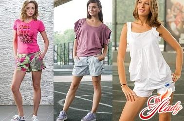 модные женские шорты весна лето 2016