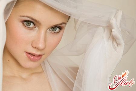 пошаговый свадебный макияж