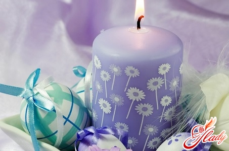 Свечи своими руками - необычная красота