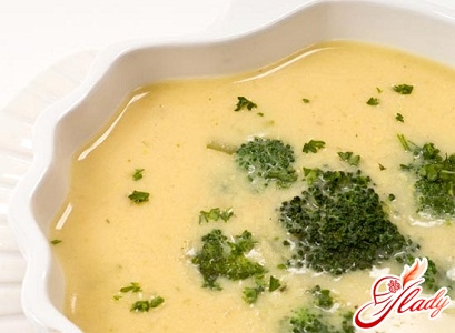 Суп с твердым сыром рецепт