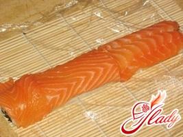суши с сыром филадельфия