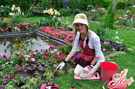 Украшение для сада и огорода своими руками