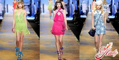 вечерние коктейльные платья 2011 фото