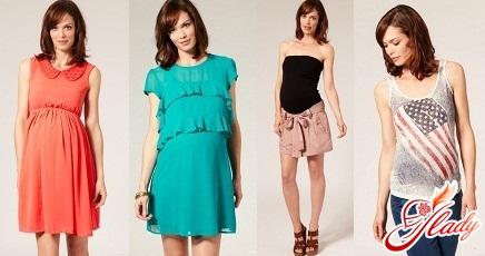 модная одежда для беременных лето 2016