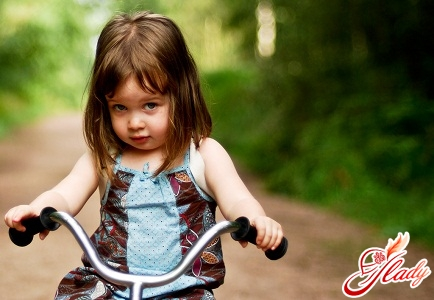 Покупка велосипеда для ребенка