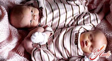 Беременность по неделям двойней