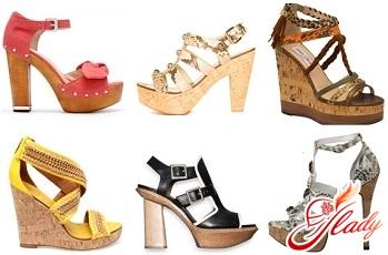 летняя коллекция обуви 2016