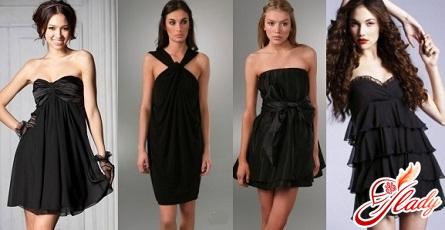 вечерние коктейльные платья