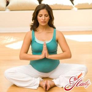 занятия йога для беременных