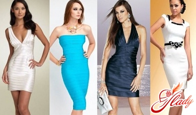 вечерние коктейльные платья 2011