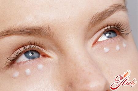 крем вокруг глаз от морщин