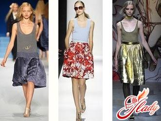 модные женские майки 2011