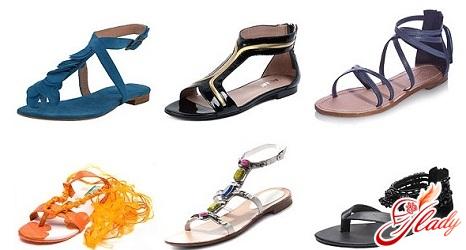 пляжная обувь 2011