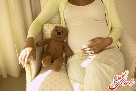 беременность 6 неделя