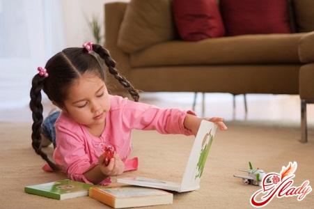 Как мы научили дочку читать