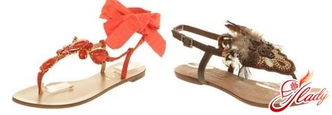 модная летняя обувь 2016
