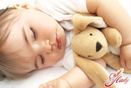 Ребенок плохо спит ночами