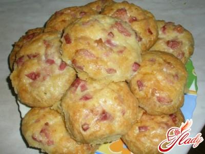 пиріжки з листкового тіста