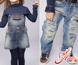 детская летняя мода