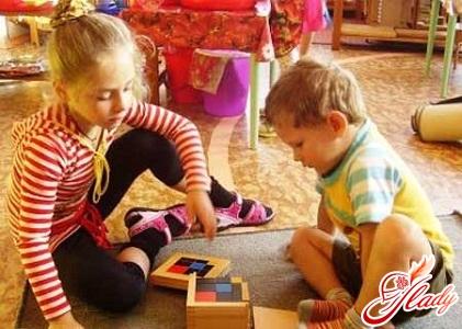 игры для детей для развития памяти