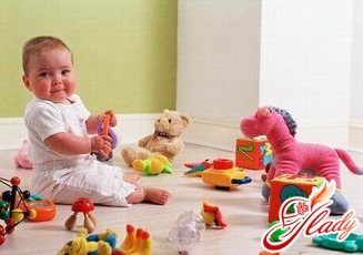развитие ребенка после года игры