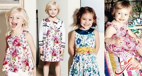 детская летняя мода 2016