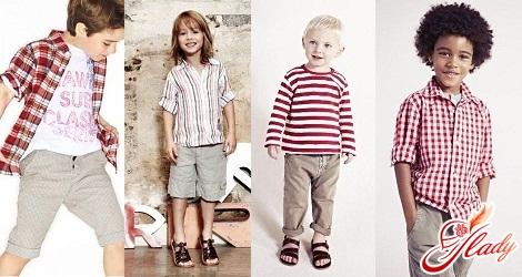 летняя детская мода 2016 фото