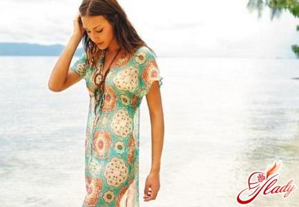 Пляжная мода - в чем пойти загорать
