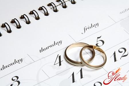 свадьба подготовка