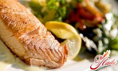рыбная диета для быстрого похудения