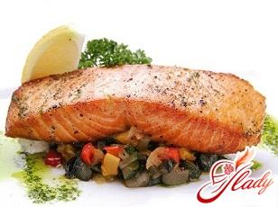 рыбная диета отзывы
