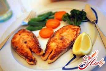 рыбная диета на 3 дня