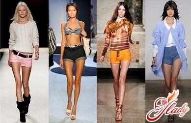 джинсовые шорты 2016 женские
