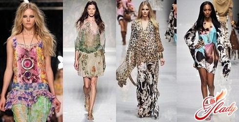 модные туники 2016 весна