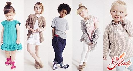 детская одежда мода 2016 года