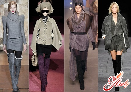 Ботфорты для стильных женщин