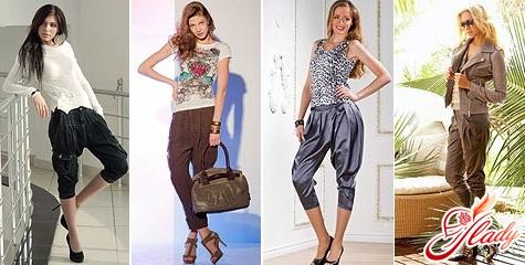 брюки галифе женские фото