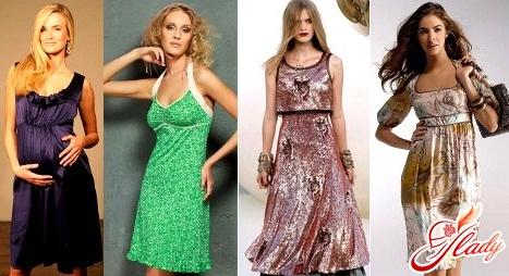 вечерние платья в стиле ампир фото