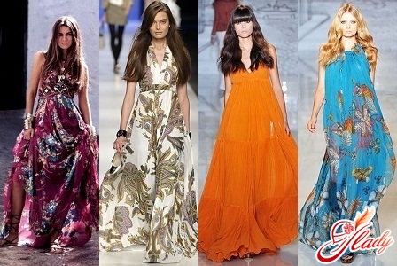 платья в стиле ампир фото
