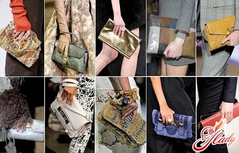 Сумочки-клатчи: модно, стильно, оригинально