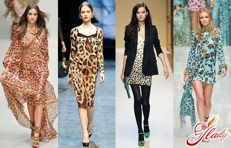 порно тигровые платья фото
